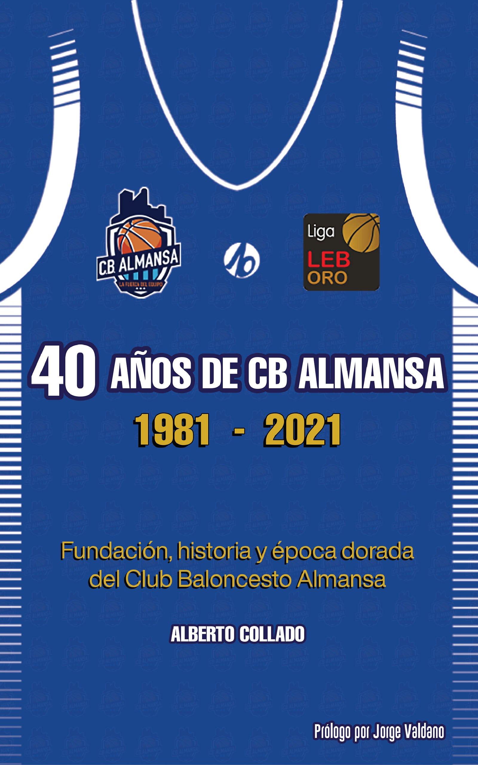 40 años de CB Almansa, de Alberto Collado